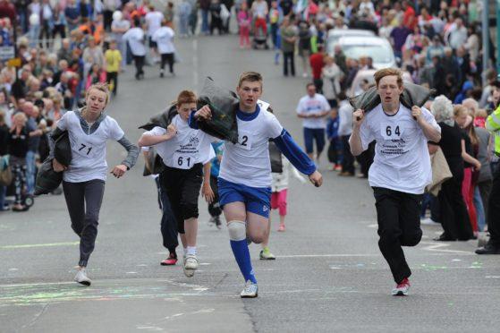 Scottish Coal Carrying Championship