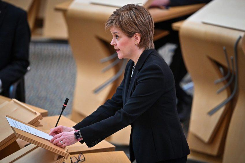 Duke Scottish Parliament