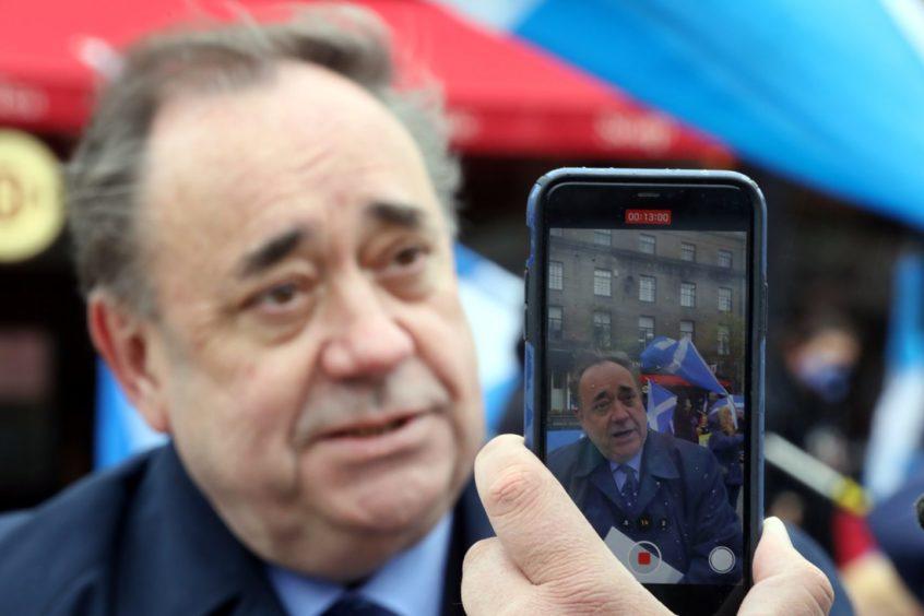 Alex Salmond court