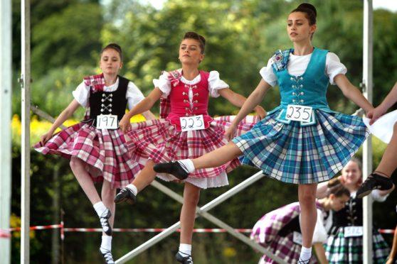St Andrews Highland Games