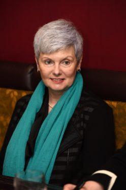 Douglas Hotel director Mary Martin