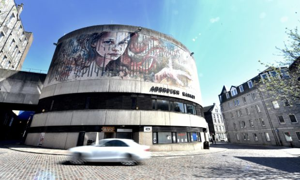 Boom Battle Bar has gained planning permission to use part of the Aberdeen Market - soon to be demolished - for its axe hurling and adventure bar