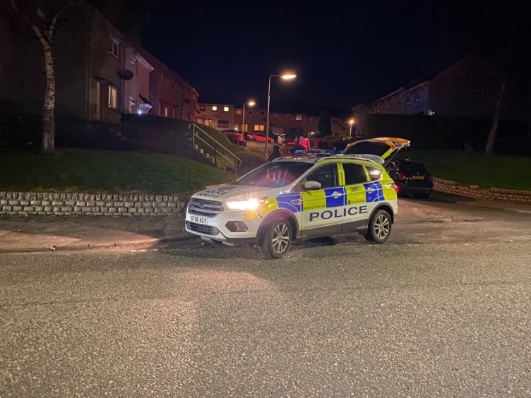 firearm reports Fife