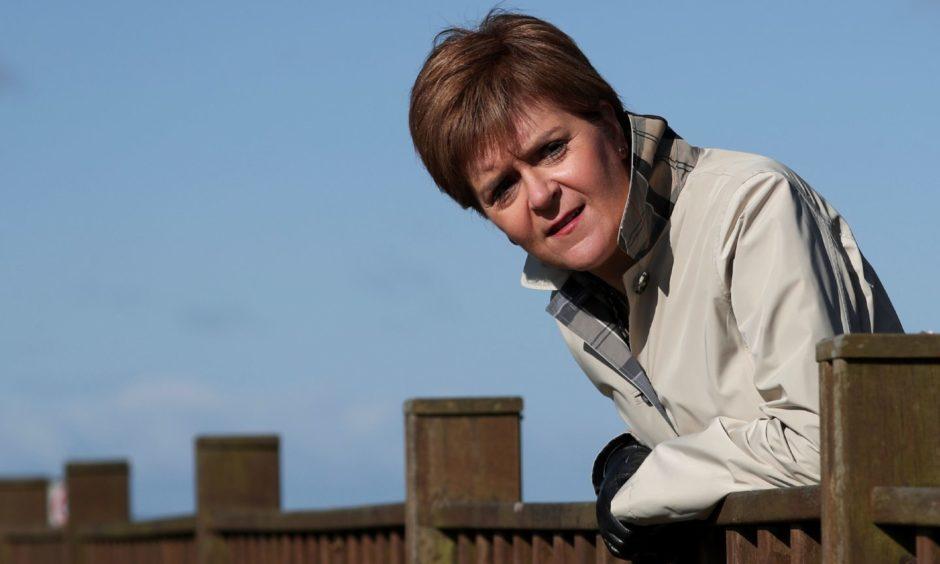 morning briefing Sturgeon