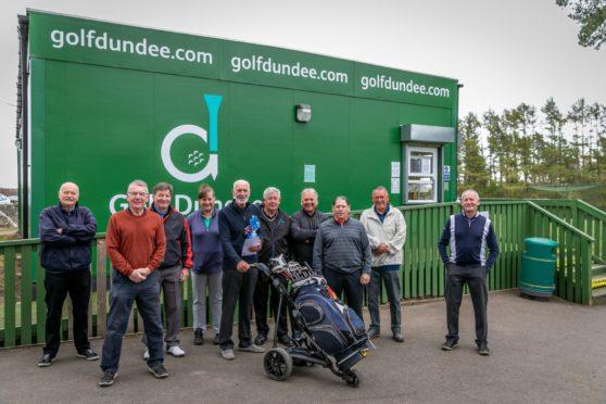 Caird Park golfer Dundee