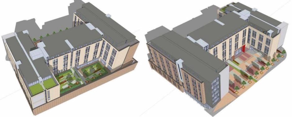 new student flats Dundee