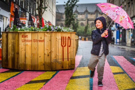 Spaces for People Scotland