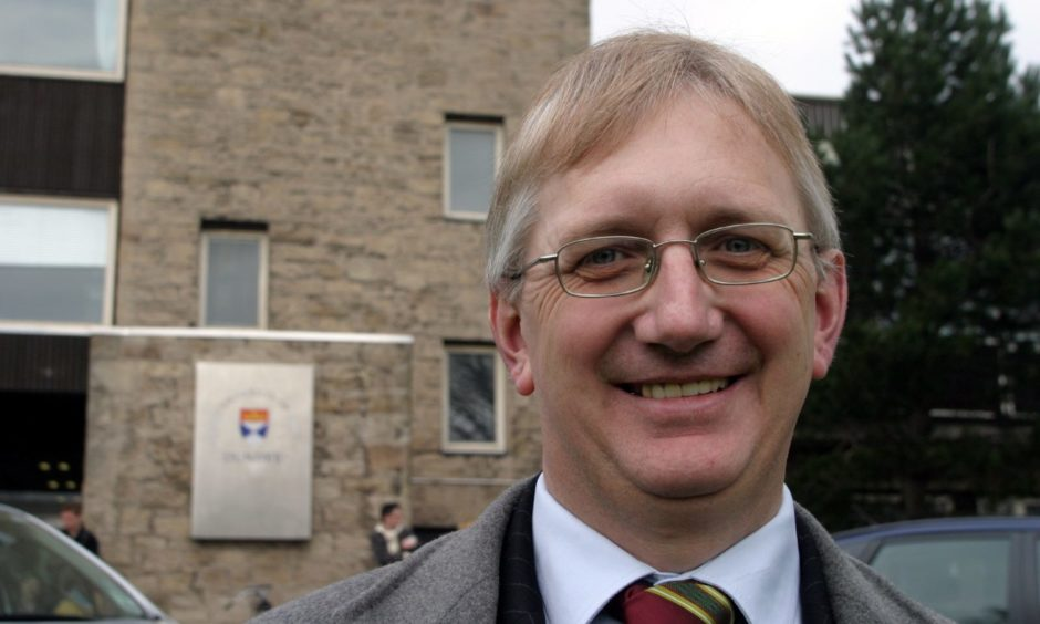 Craig Murray jailed
