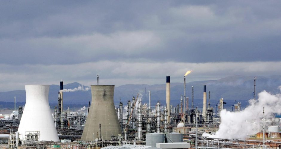 Ineos fined gas leak
