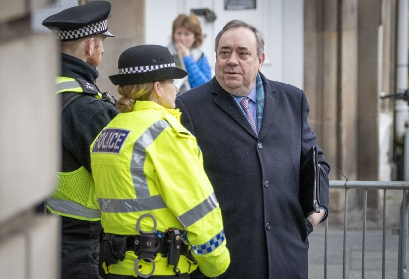 blogger breached Salmond rules
