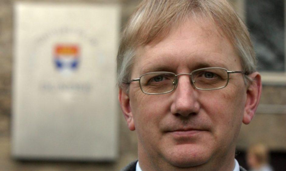 Political bloggers Craig Murray