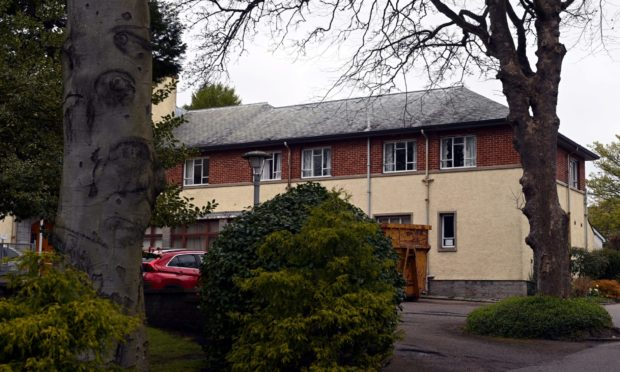 The former Forest Grove care home could soon be demolished, if plans for 35 flats on the site are approved