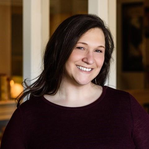 Elisa Doucette, TEDx Aberdeen programme curator.