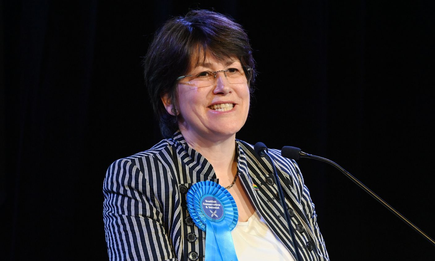 North-east MSP Tess White said the suicide figures covering Grampian and the Highlands are 'heart-breaking'