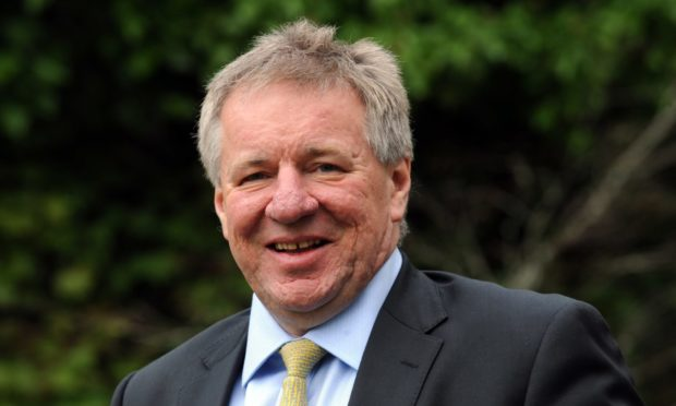 Martin Gilbert is backing the Bid renewal in Aberdeen