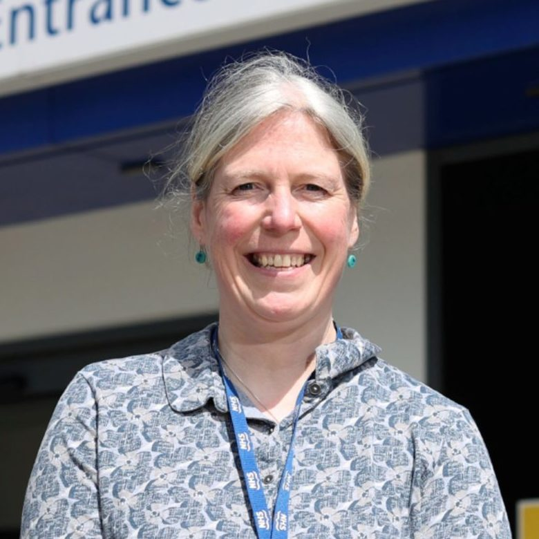 Consultant clinical neuropsychologist Dr Maggie Whyte. Picture by Scott Baxter.