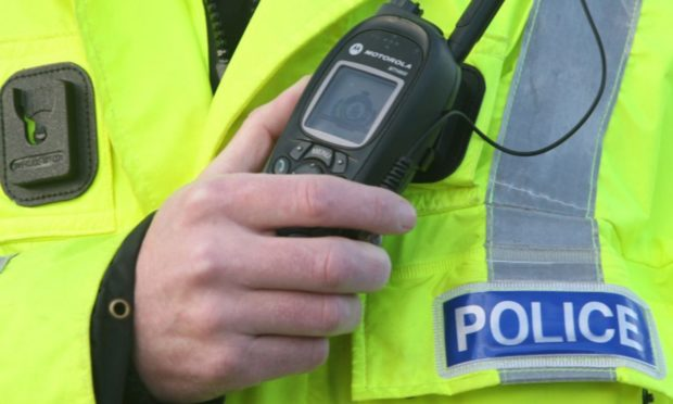 Police crack down on domestic abuse in Dundee.