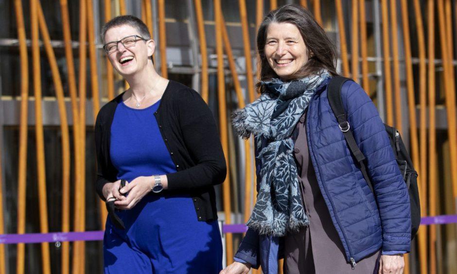 Scottish Parliament women