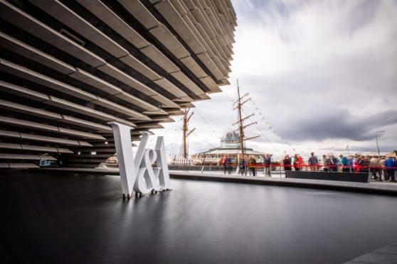 """Dundee has been described as """"the renaissance city""""."""