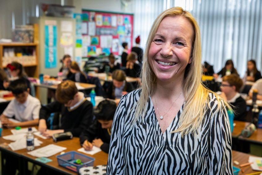 Britain's Funniest Class Dundee school