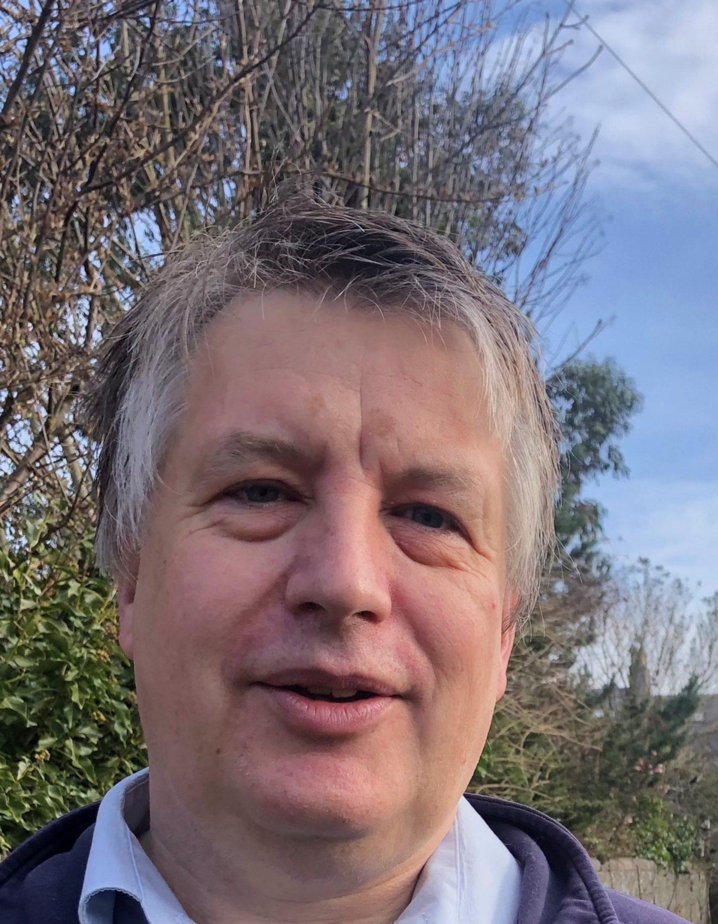 Simon Rayner, Aberdeen ADP team leader.