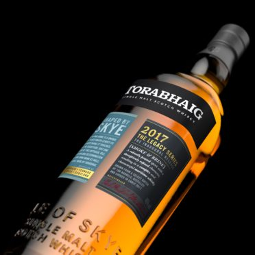 Torabhaig Distillery first release of whisky