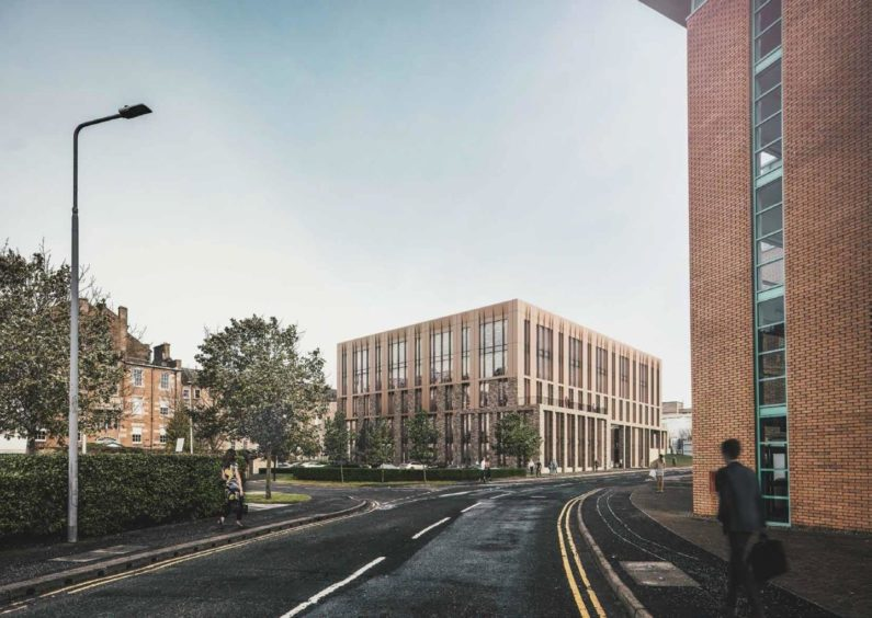 Greenmarket planning application Dundee