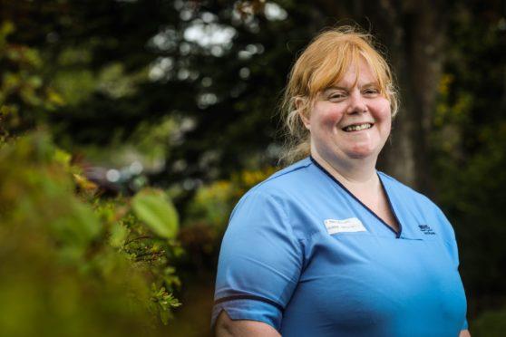 NHS Tayside nurses Dundee