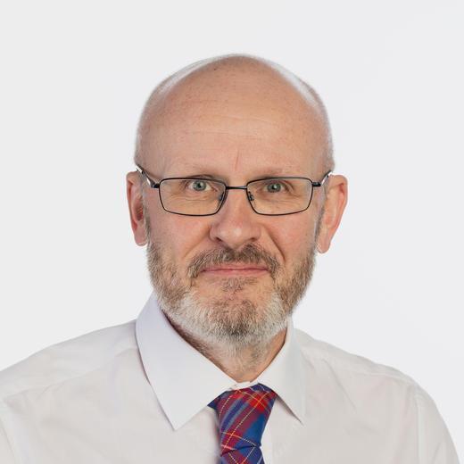 Phil Welsh, Unison branch secretary for the University of Dundee.