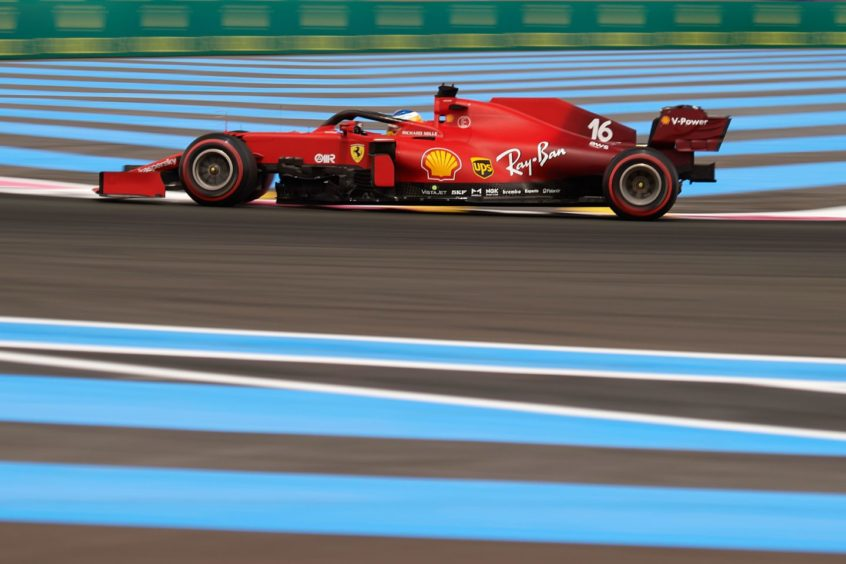 Ferrari is the most treasured of all the Grand Prix liveries.