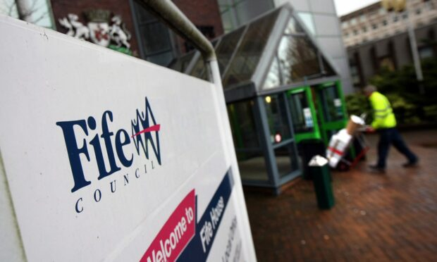 Fife Council, who has defended the application process after facing criticism.