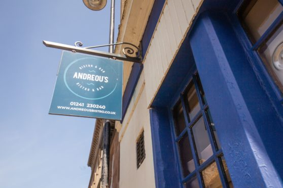 Andreou's Bistro Greek Cypriot food