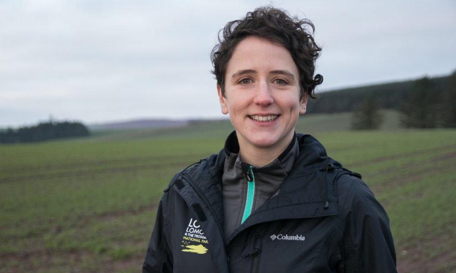 Rural Affairs Secretary Mairi Gougeon.
