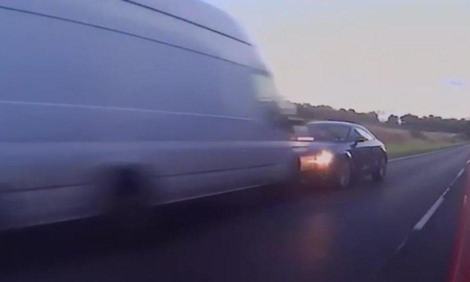 Fife head-on crash