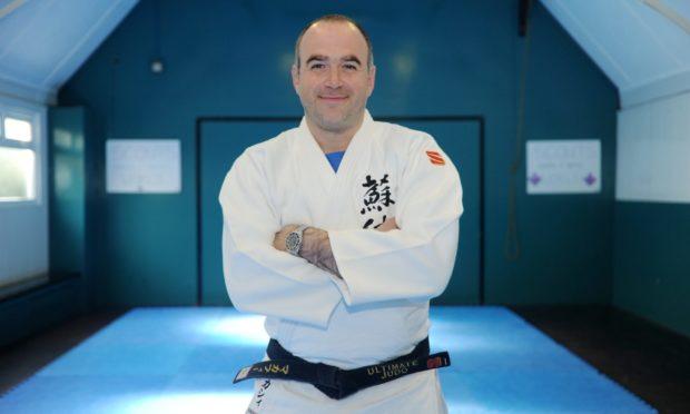 Gordon McCathie of Ultimate Judo.