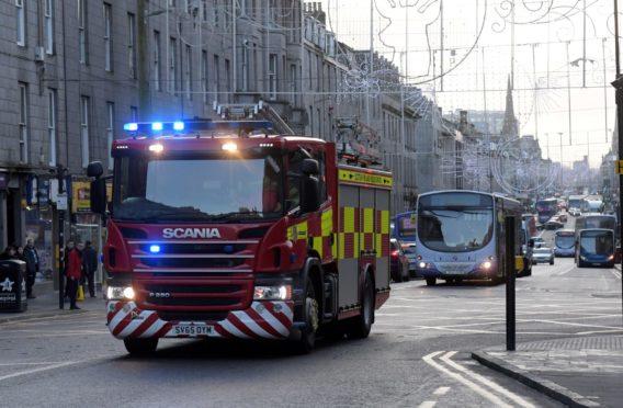 Dundee Fire