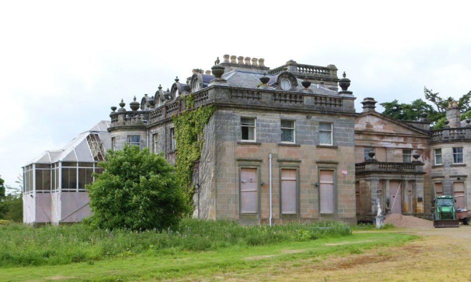 Letham Grange