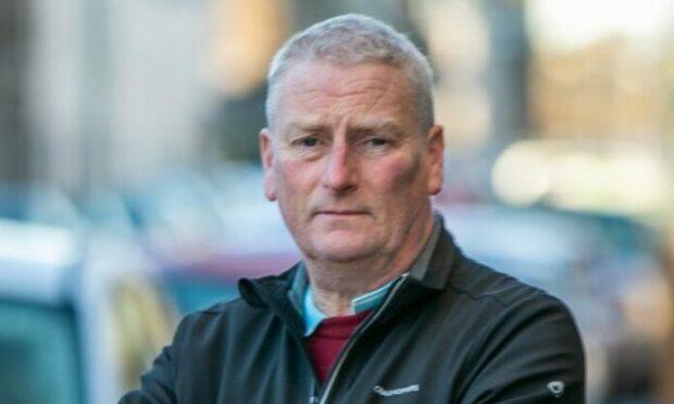 Broughty Ferry councillor Craig Duncan.