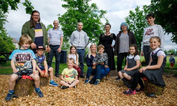 Crieff Community Garden