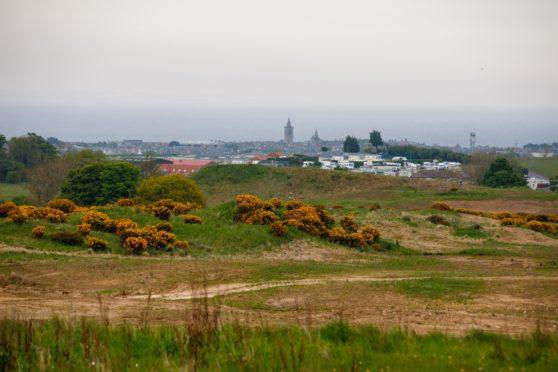 Mark Ogren St Andrews resort