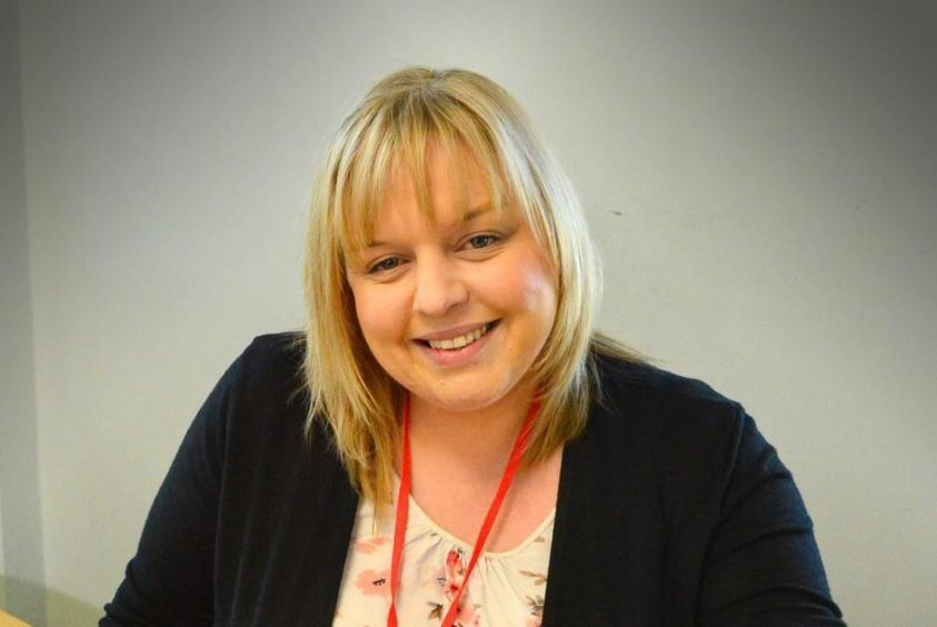Cera Care manager Kayleigh Wilson.
