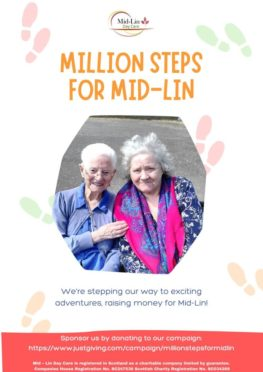 Mid-Lin Day Care steps
