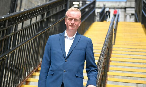 Aberdeen Inspired's chief executive admits the organisation failed to meet the expectations of levy payers over the last five years.