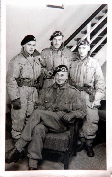 Eric Johnston D-Day