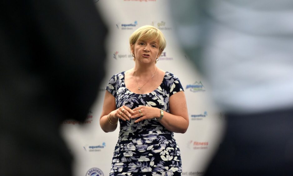 Council leader Jenny Laing said there are no plans for the Aberdeen Nine to stand in next year's election as a breakaway group or as independents.