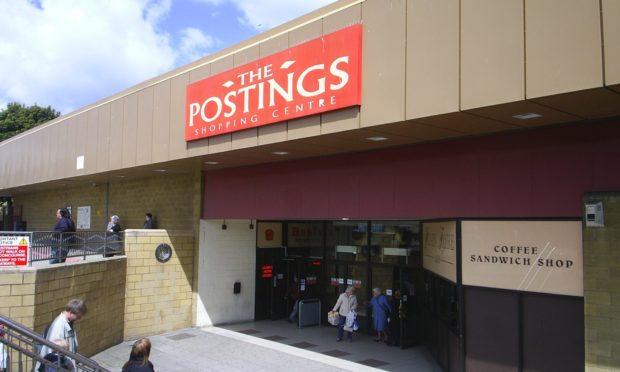 Postings shopping centre kirkcaldy