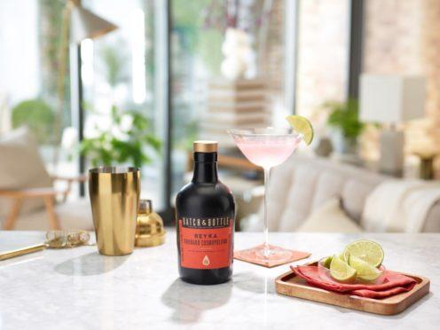Batch and Bottle Rekya Rhubarb Cosmopolitan