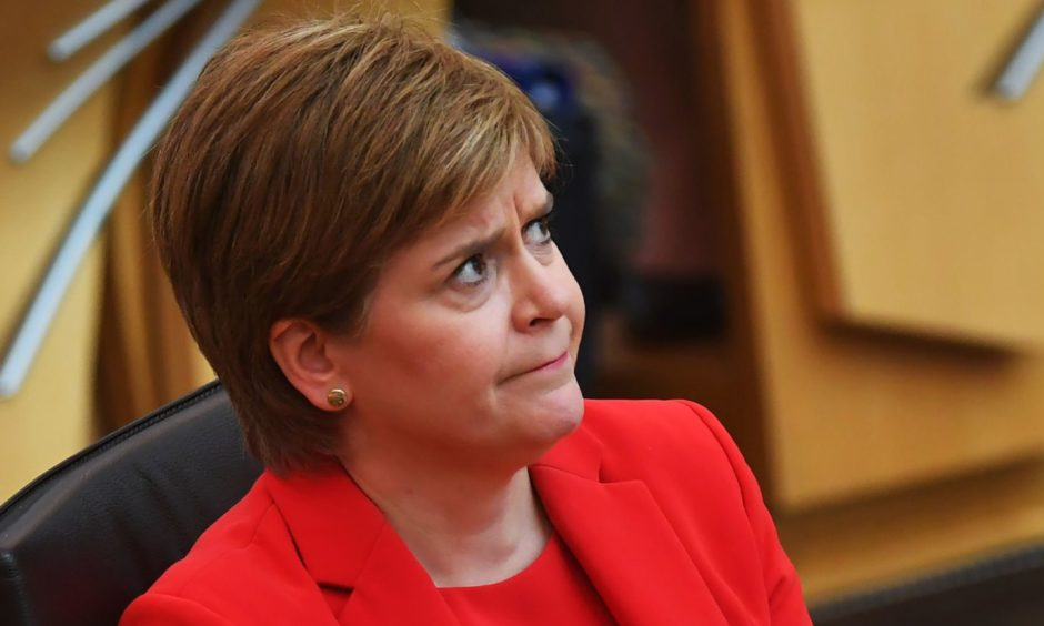 """Nicola Sturgeon, who has called the project that includes the One Britain song """"ludicrous""""."""