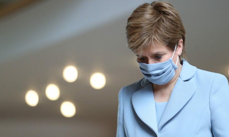 Nicola Sturgeon covid update