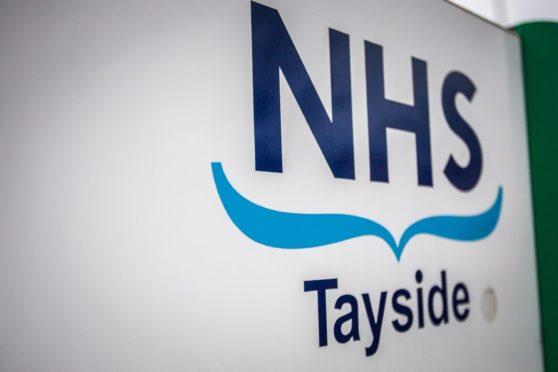 NHS Tayside visiting rules